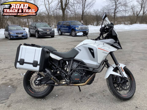 2015 KTM 1290 Super Adventure for sale at Road Track and Trail in Big Bend WI