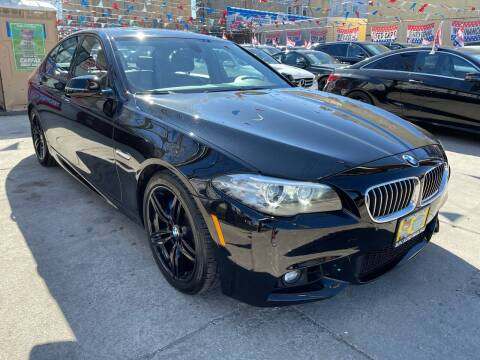2014 BMW 5 Series for sale at Elite Automall Inc in Ridgewood NY