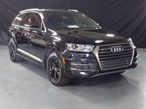 2017 Audi Q7 for sale at DeluxeNJ.com in Linden NJ