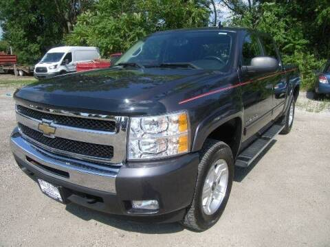 2010 Chevrolet Silverado 1500 for sale at HALL OF FAME MOTORS in Rittman OH