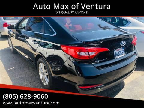 2015 Hyundai Sonata for sale at Auto Max of Ventura in Ventura CA