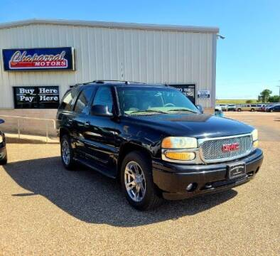 2004 GMC Yukon for sale at Chaparral Motors in Lubbock TX