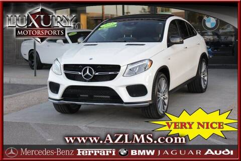 2018 Mercedes-Benz GLE for sale at Luxury Motorsports in Phoenix AZ
