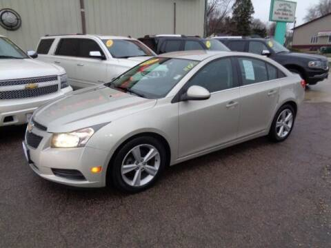 2013 Chevrolet Cruze for sale at De Anda Auto Sales in Storm Lake IA