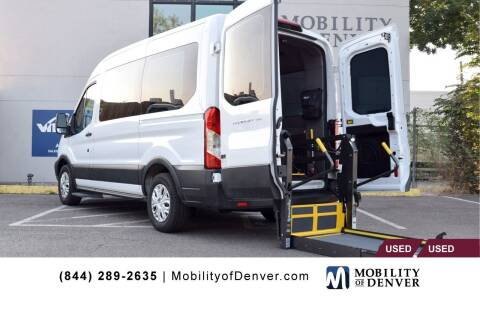 2019 Ford Transit Cargo for sale at CO Fleet & Mobility in Denver CO