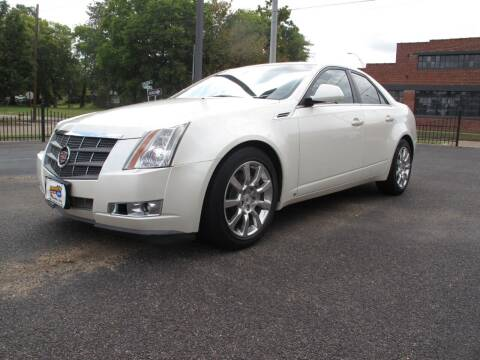 2009 Cadillac CTS for sale at Brannon Motors Inc in Marshall TX