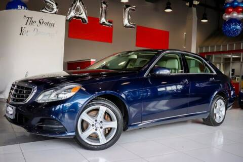 2014 Mercedes-Benz E-Class for sale at Quality Auto Center of Springfield in Springfield NJ