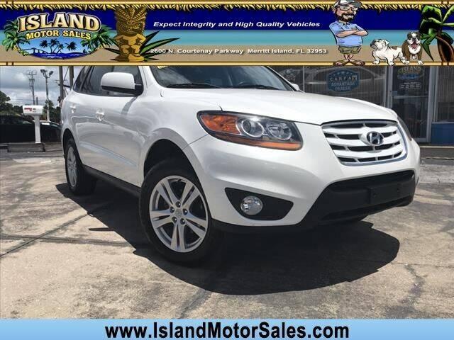 2010 Hyundai Santa Fe for sale in Merritt Island, FL