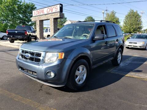2011 Ford Escape for sale at I-DEAL CARS in Camp Hill PA