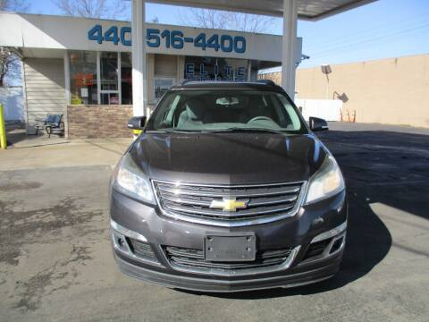 2014 Chevrolet Traverse for sale at Elite Auto Sales in Willowick OH
