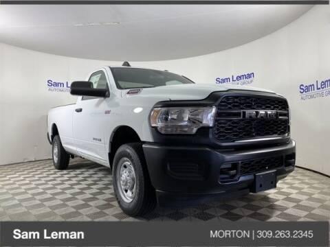 2021 RAM Ram Pickup 2500 for sale at Sam Leman CDJRF Morton in Morton IL