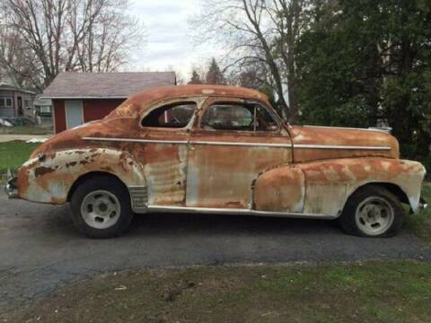 1942 Chevrolet Master Deluxe for sale at Haggle Me Classics in Hobart IN