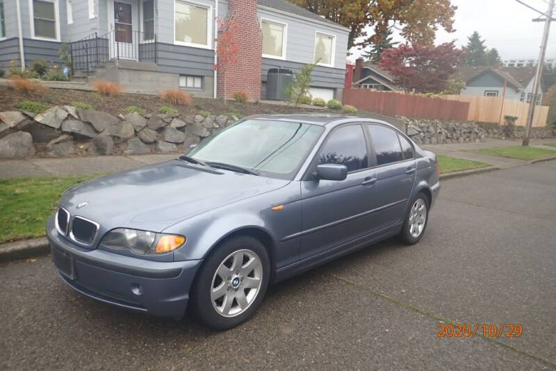2003 BMW 3 Series for sale at INTEGRITY AUTO SALES LLC in Seattle WA