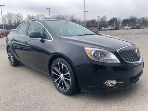 2017 Buick Verano for sale at Mann Chrysler Dodge Jeep of Richmond in Richmond KY