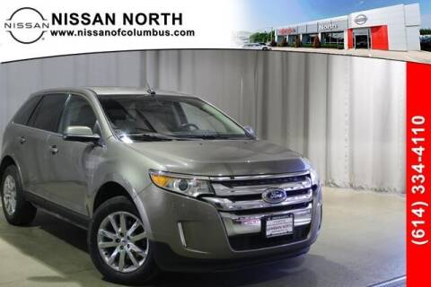 2014 Ford Edge for sale at Auto Center of Columbus in Columbus OH