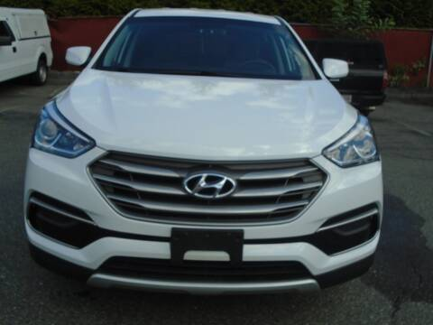 2017 Hyundai Santa Fe Sport for sale at Montrose Motors MD in Rockville MD