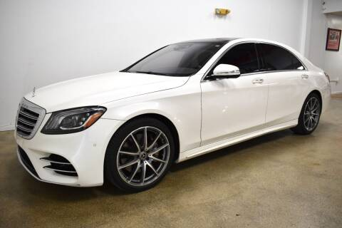 2018 Mercedes-Benz S-Class for sale at Thoroughbred Motors in Wellington FL