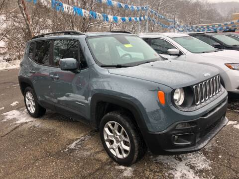 2017 Jeep Renegade for sale at Matt Jones Preowned Auto in Wheeling WV
