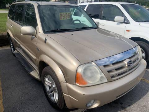2006 Suzuki XL7 for sale at BURNWORTH AUTO INC in Windber PA
