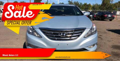 2013 Hyundai Sonata for sale at GPS Motors in Denver CO