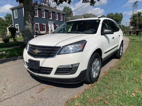 2013 Chevrolet Traverse for sale at PUTNAM AUTO SALES INC in Marietta OH