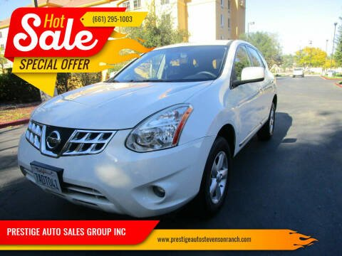 2013 Nissan Rogue for sale at PRESTIGE AUTO SALES GROUP INC in Stevenson Ranch CA