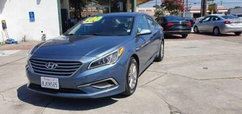 2017 Hyundai Sonata for sale at Auto Land in Ontario CA