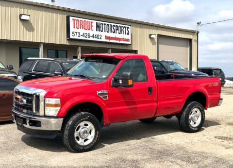 2010 Ford F-350 Super Duty for sale at Torque Motorsports in Rolla MO