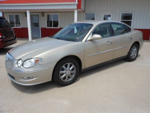 2009 Buick LaCrosse for sale at JUDD MOTORS INC in Lancaster MO