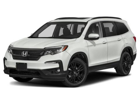 2021 Honda Pilot for sale at MILLENNIUM HONDA in Hempstead NY