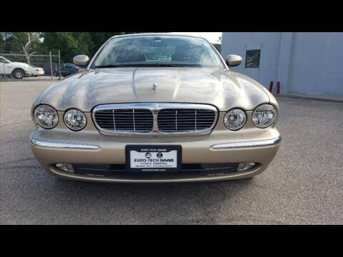 2005 Jaguar XJ-Series for sale at Euro-Tech Saab in Wichita KS