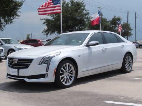 2017 Cadillac CT6 for sale at BIG STAR HYUNDAI in Houston TX