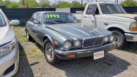 1986 Jaguar XJ-Series for sale at C.J. AUTO SALES llc. in San Antonio TX