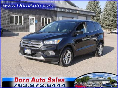 2017 Ford Escape for sale at Jim Dorn Auto Sales in Delano MN