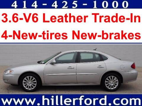2007 Buick LaCrosse for sale at HILLER FORD INC in Franklin WI