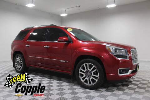 2014 GMC Acadia for sale at Copple Chevrolet GMC Inc in Louisville NE