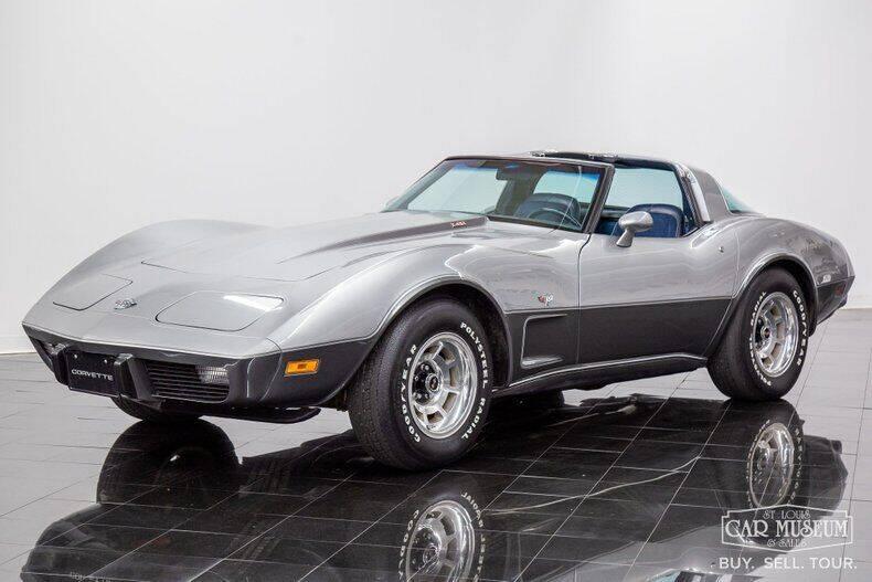 1978 Chevrolet Corvette for sale in Overland, MO