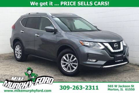 2019 Nissan Rogue for sale at Mike Murphy Ford in Morton IL