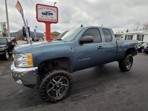 2013 Chevrolet Silverado 1500 for sale at Ford's Auto Sales in Kingsport TN