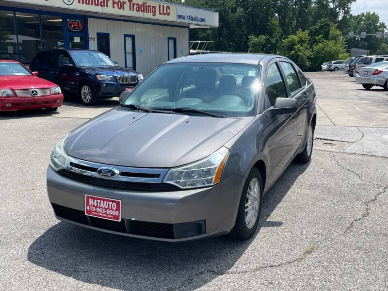 2009 Ford Focus for sale at H4T Auto in Toledo OH