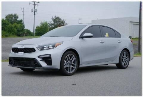 2019 Kia Forte for sale at WHITE MOTORS INC in Roanoke Rapids NC