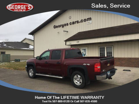 2013 Chevrolet Silverado 1500 for sale at GEORGE'S CARS.COM INC in Waseca MN