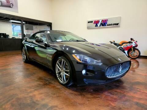 2012 Maserati GranTurismo for sale at Driveline LLC in Jacksonville FL