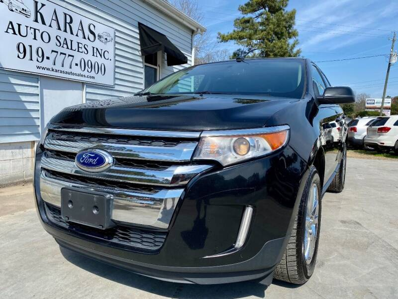2014 Ford Edge for sale at Karas Auto Sales Inc. in Sanford NC
