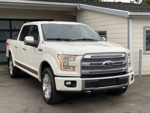 2015 Ford F-150 for sale at Lux Motors in Tacoma WA