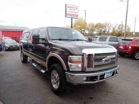 2008 Ford F-350 Super Duty for sale at Marty's Auto Sales in Savage MN