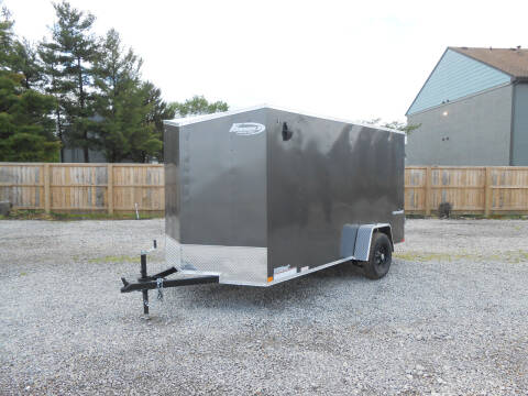 2021 Formula Traverse 6x12 for sale at Jerry Moody Auto Mart - Trailers in Jeffersontown KY