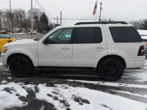 2009 Ford Explorer for sale at VENEZIA AUTO GROUP in East Palestine OH