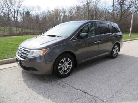 2012 Honda Odyssey for sale at EZ Motorcars in West Allis WI