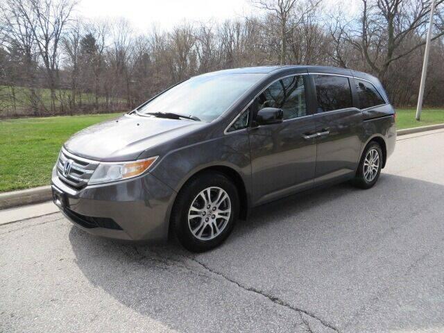 2012 Honda Odyssey for sale at EZ Motorcars in West Allis WI
